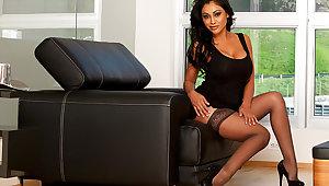 Priya Anjali Rai & Marco Rivera in My Friends Hot Mom
