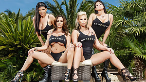 Brazzers House: Undeveloped the Scenes