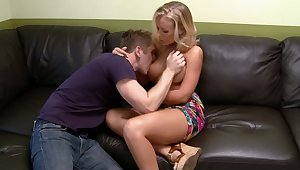 It's grow older for Nicole involving let him feel her big interior together with covetous pussy